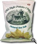 Crispo Old Style Potato Chips - Natural Sea Salt