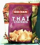 Go-Tan Thaï Crackers