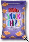 KiMs Snack Chips Supersprød Chicken