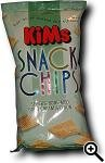 KiMs Snack Chips - Sour Cream & Onion