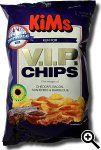 KiMs VIP Chips - Cheddar, Bacon, Spareribs & Barbecue