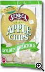 Seneca Crispy Apple Chips - Golden Delicious