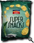 Taffel Super Snacks Sourcream & Onion