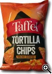 Taffel Tortilla Chips Nacho Cheese